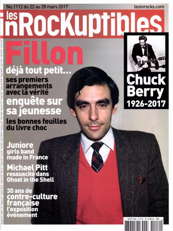 Les Inrockuptibles N° 1112 Mars 2017