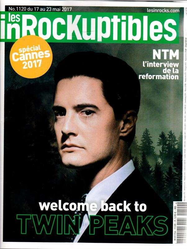 Les Inrockuptibles N° 1121 Mai 2017