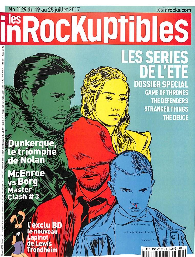 Les Inrockuptibles N° 1129 Juillet 2017