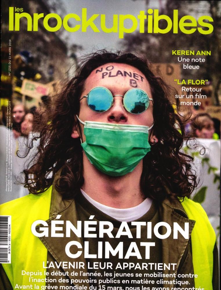 Les Inrockuptibles N° 1215 Mars 2019