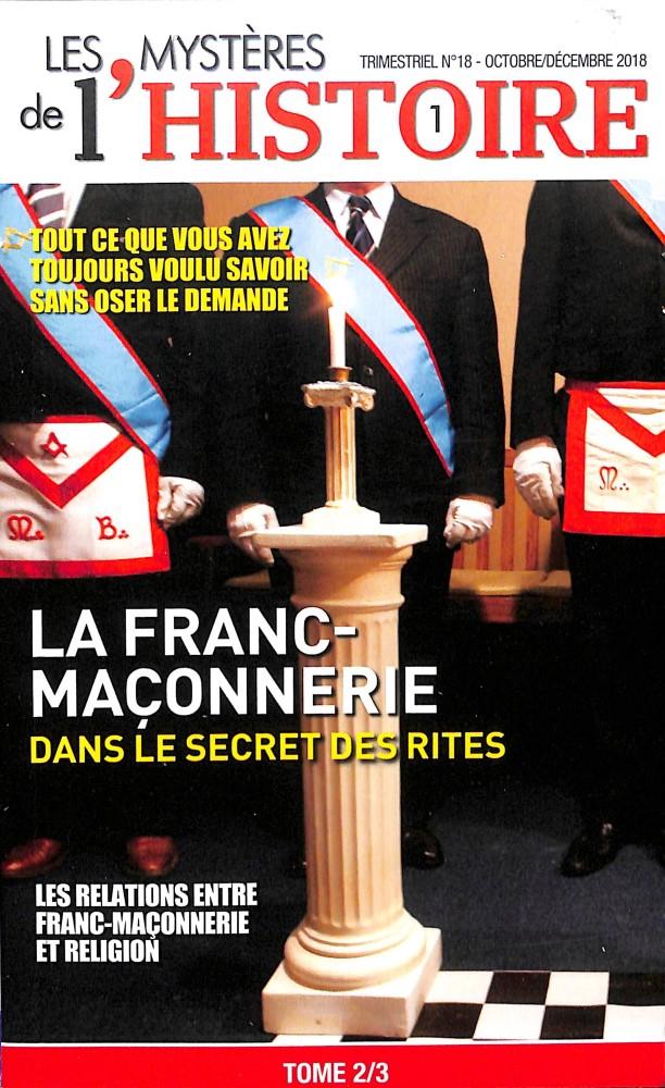 Les mystères de l'Histoire N° 18 October 2018