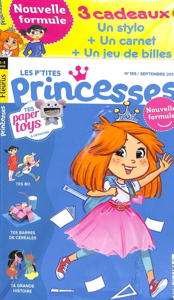 les p 39 tites princesses n 155 abonnement les p 39 tites. Black Bedroom Furniture Sets. Home Design Ideas