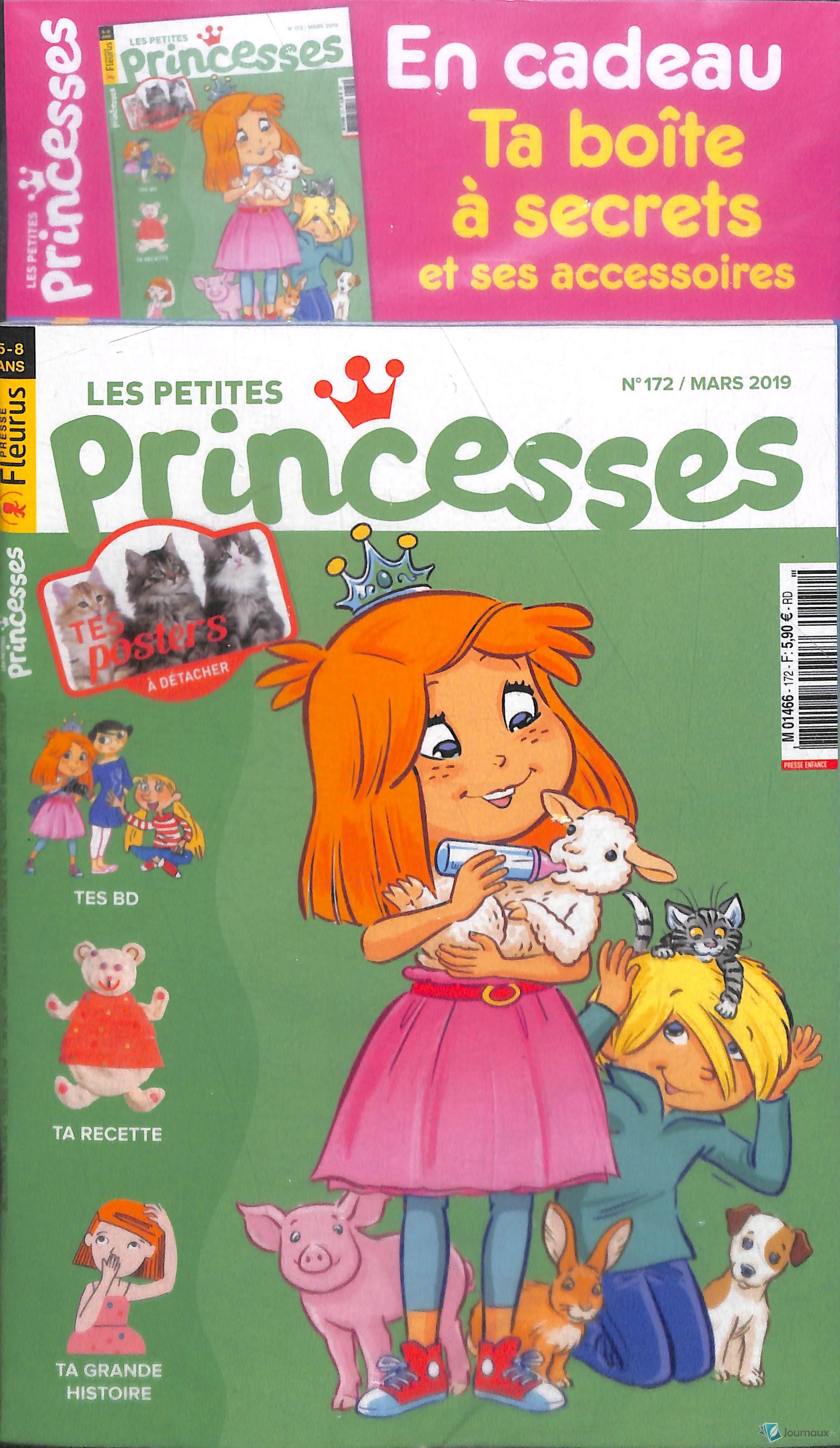 Les p'tites Princesses N° 172 Février 2019