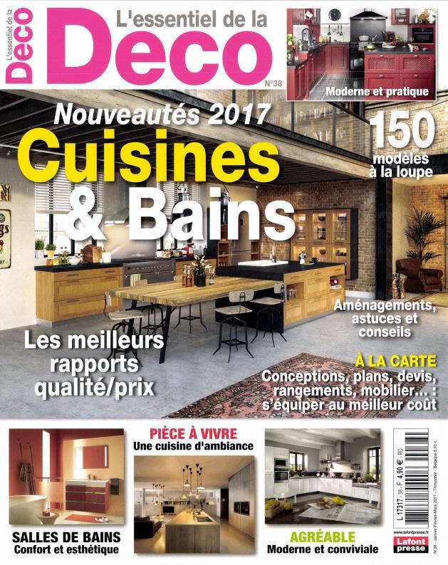 Abonnement l 39 essentiel de la d co abonnement magazine par - Magazine deco en ligne ...