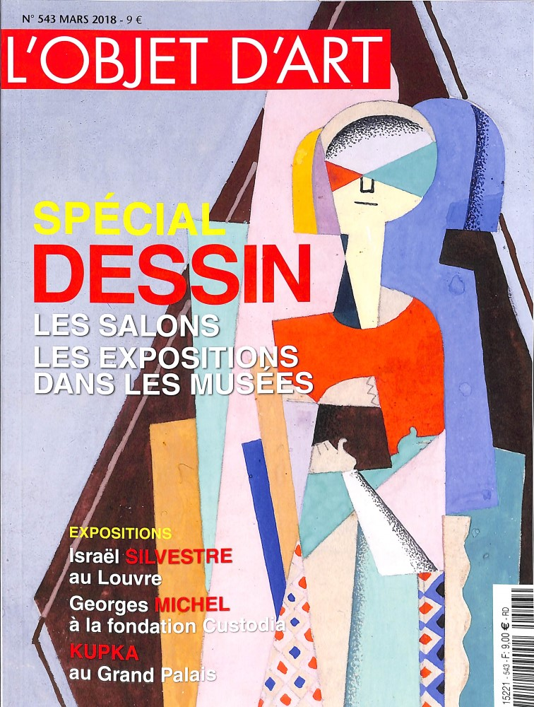L'Estampille - l'Objet d'Art N° 551 December 2018