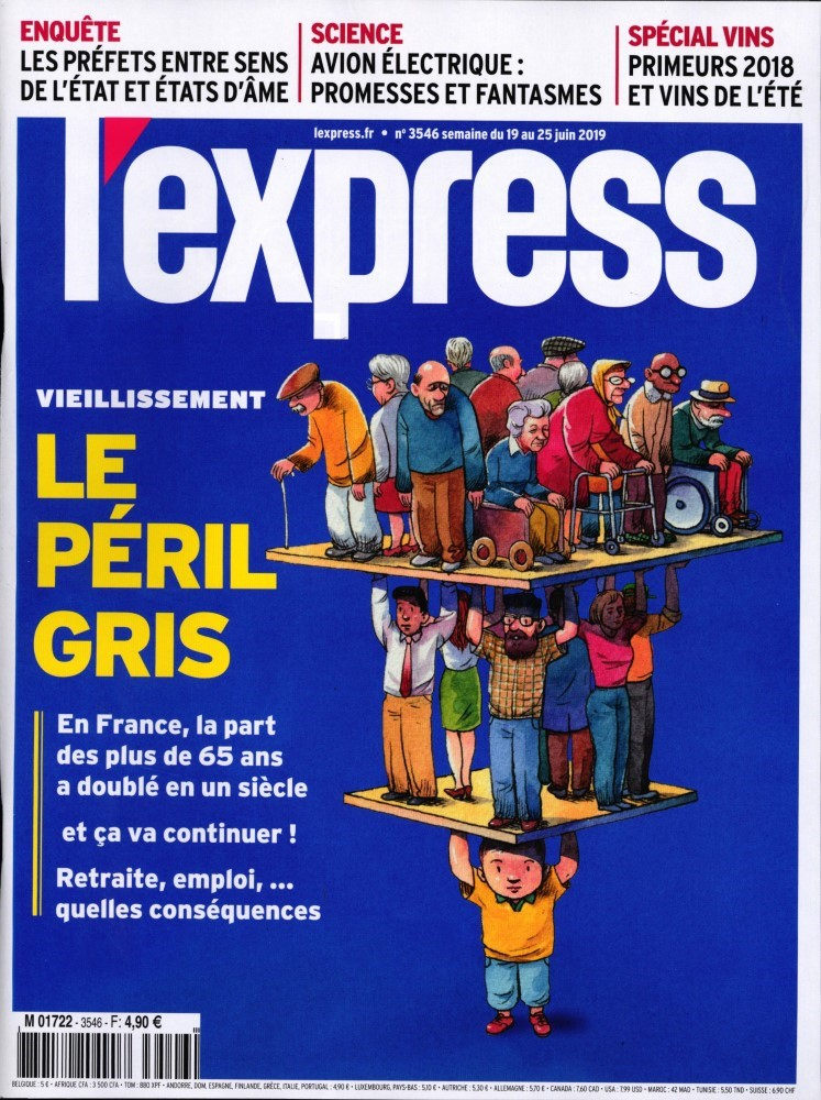 L'Express N° 3546 Juin 2019