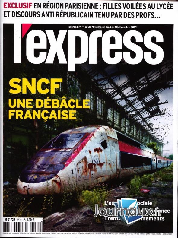 L'Express N° 3570 Décembre 2019