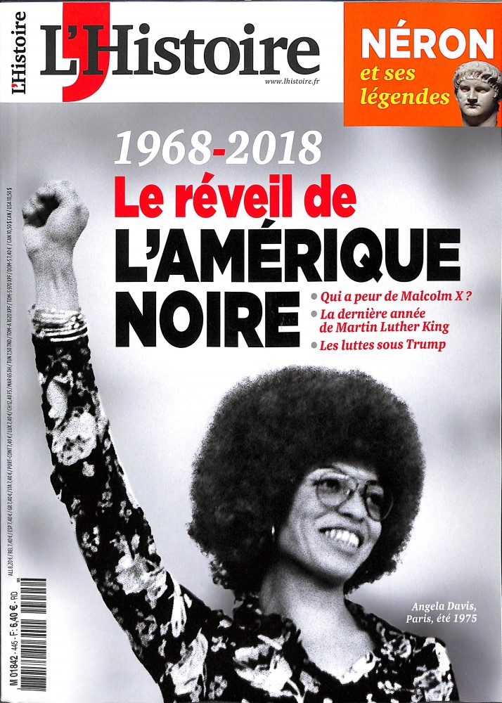 L'Histoire N° 445 February 2018