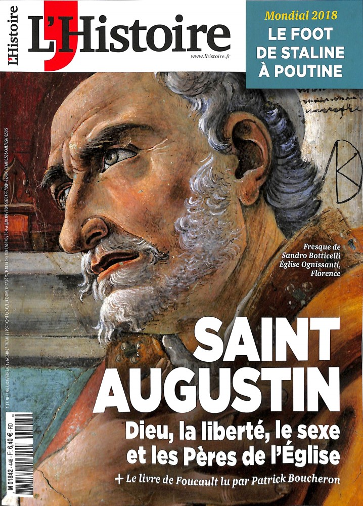 L'Histoire N° 448 May 2018