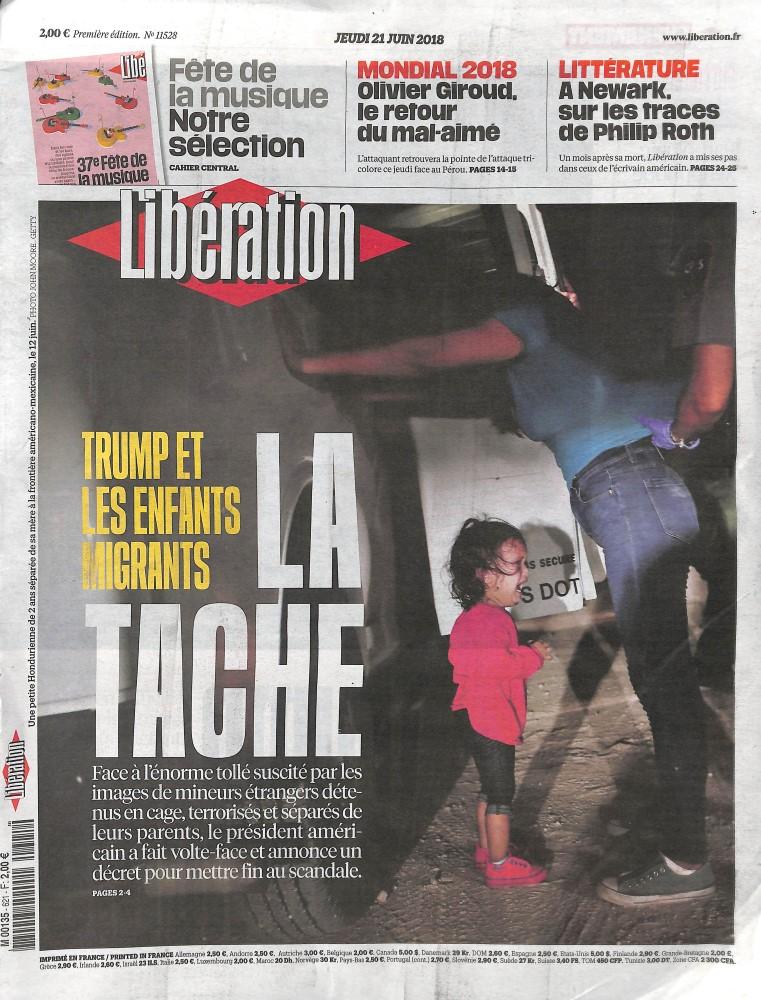 Libération N° 621 June 2018