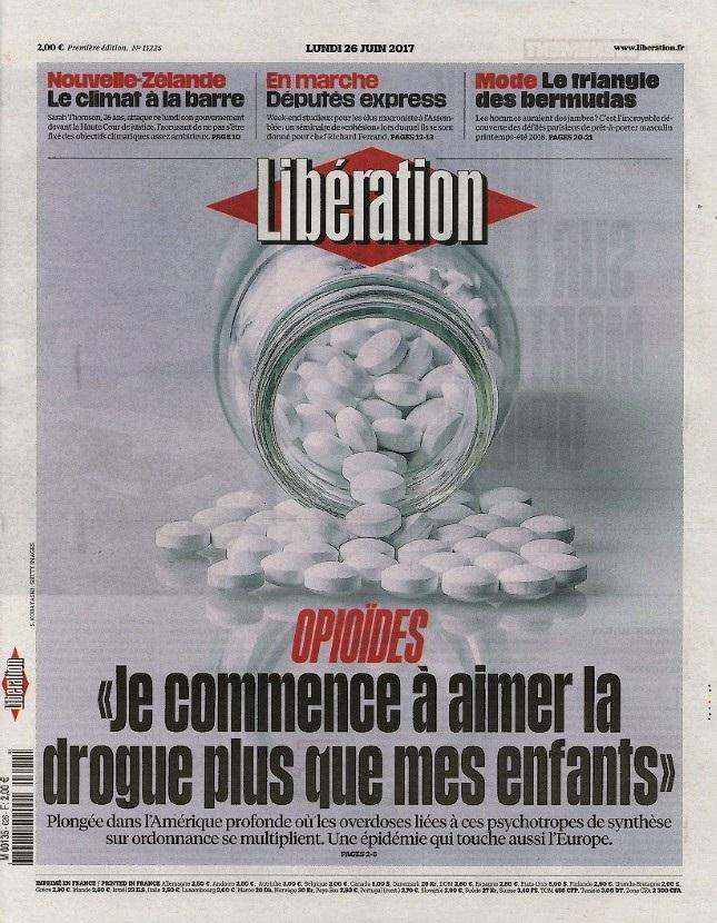 Libération N° 626 Juin 2017