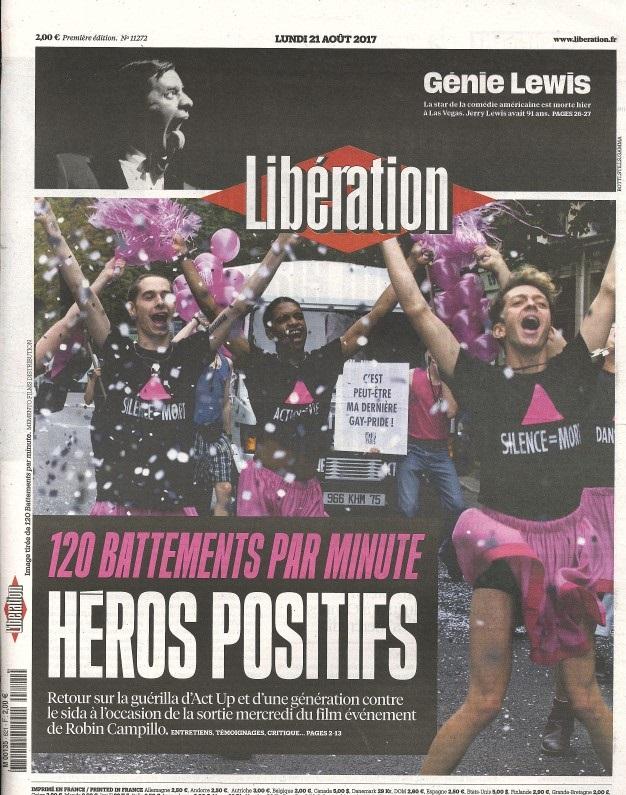 Libération N° 821 Août 2017