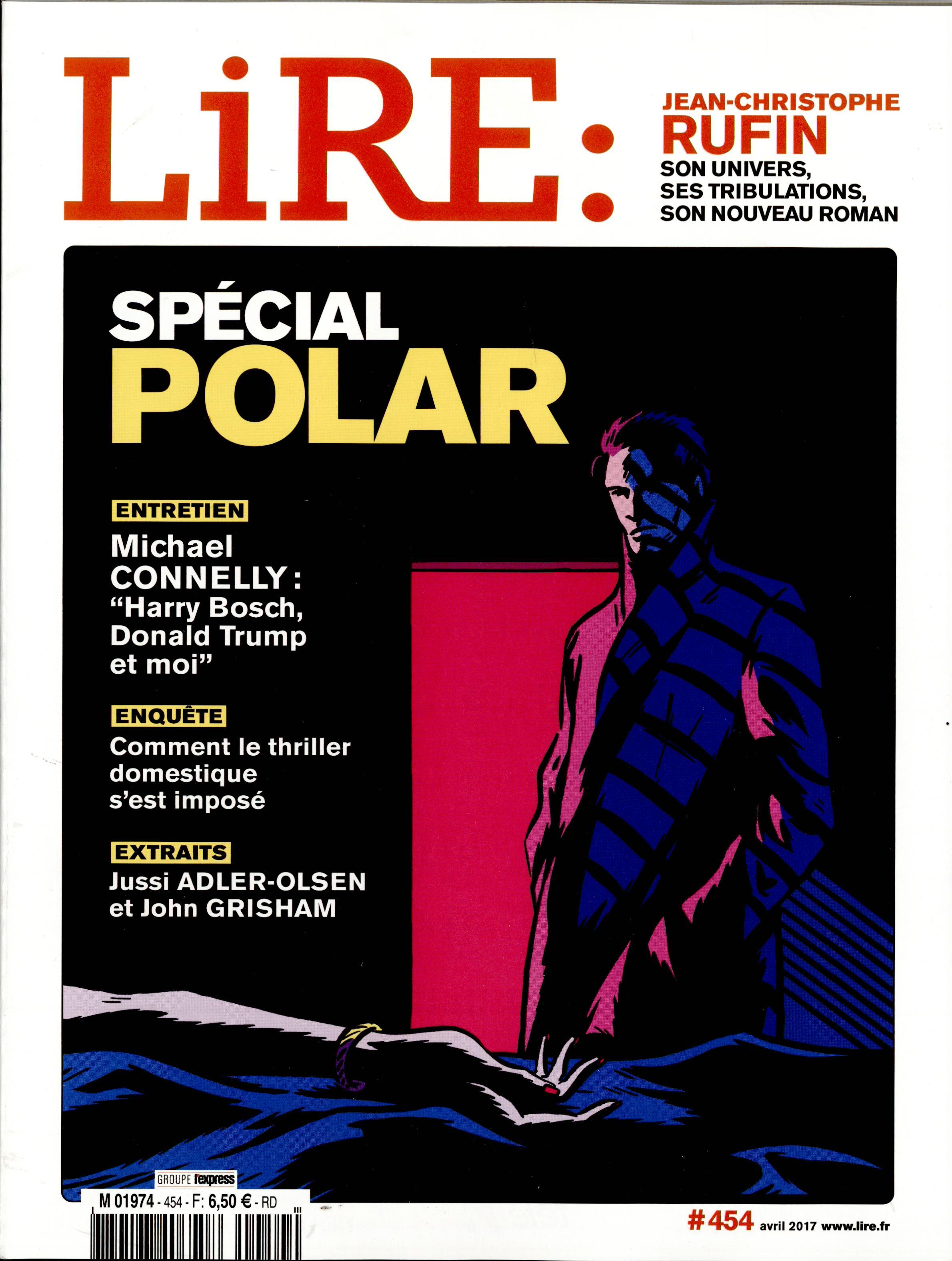 Lire N° 454 Mars 2017