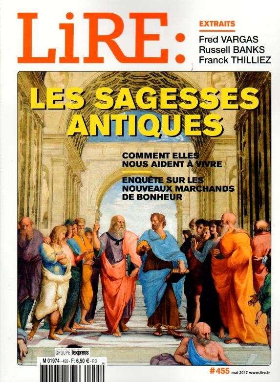 Lire N° 470 November 2018