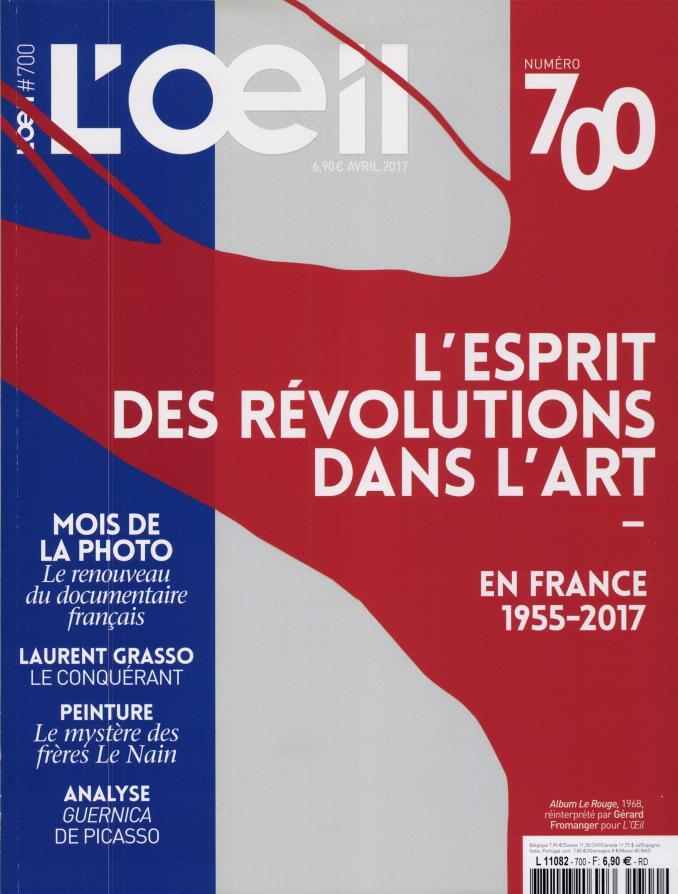 L'OEil N° 700 Mars 2017
