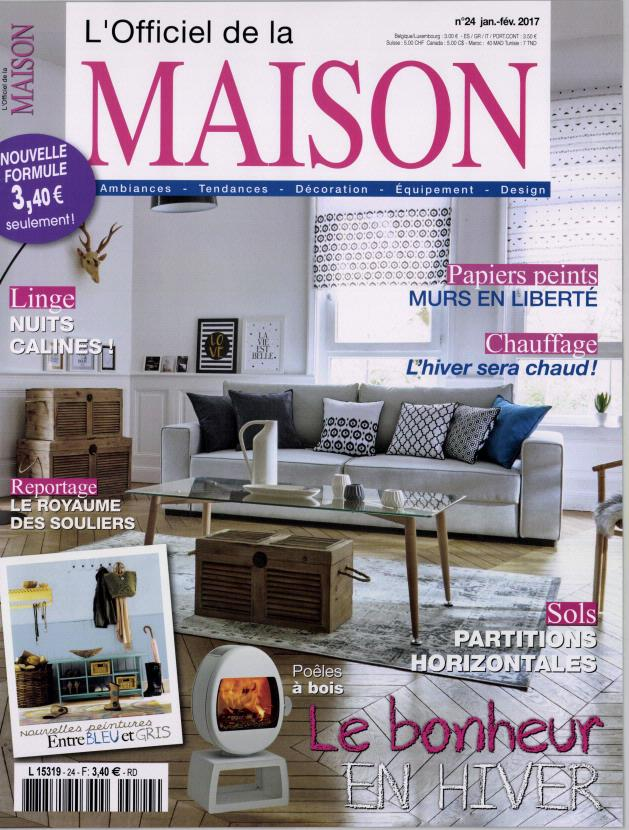 Abonnement journal de la maison maison design - Le journal de la maison abonnement ...