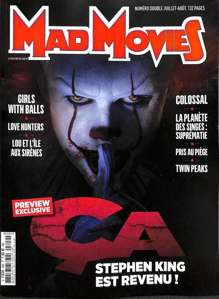 Mad Movies N° 309 Juillet 2017