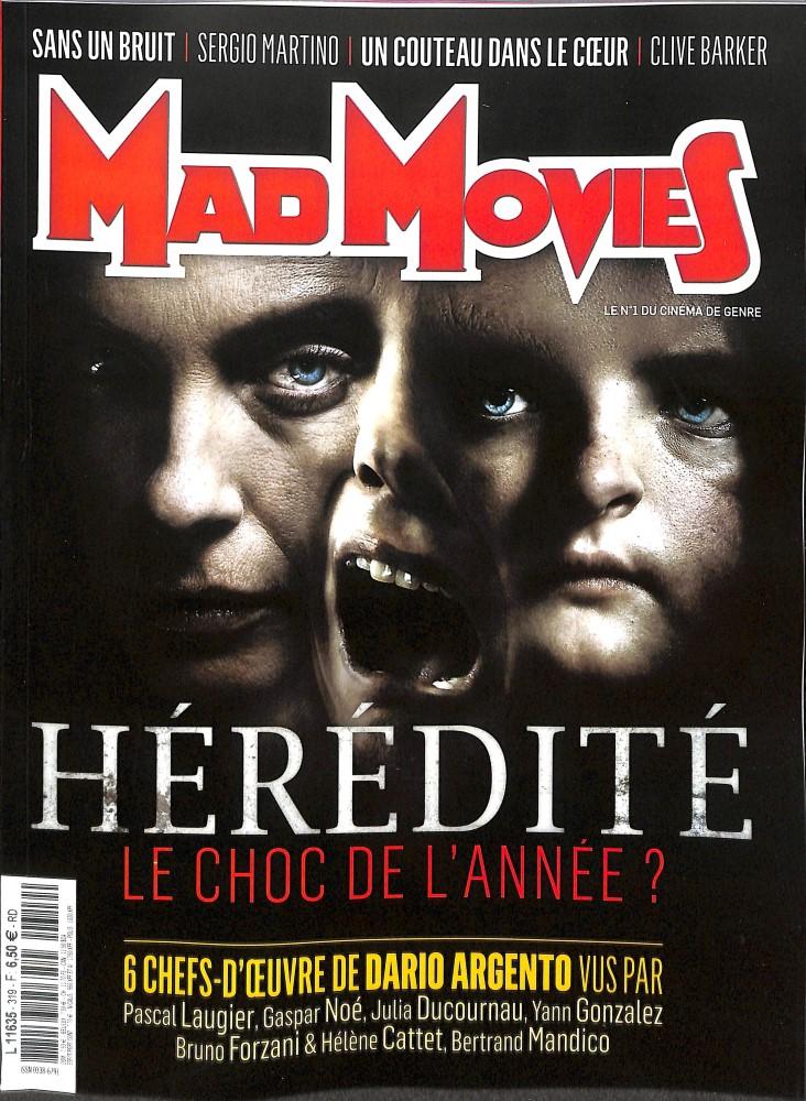 Mad Movies N° 319 June 2018