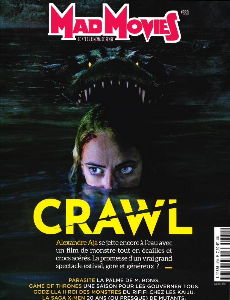 Mad Movies N° 330 Juin 2019