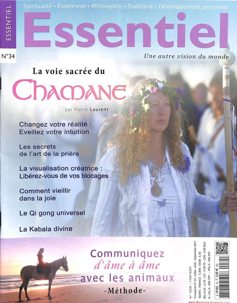 Magazine Essentiel N° 34 Juin 2017