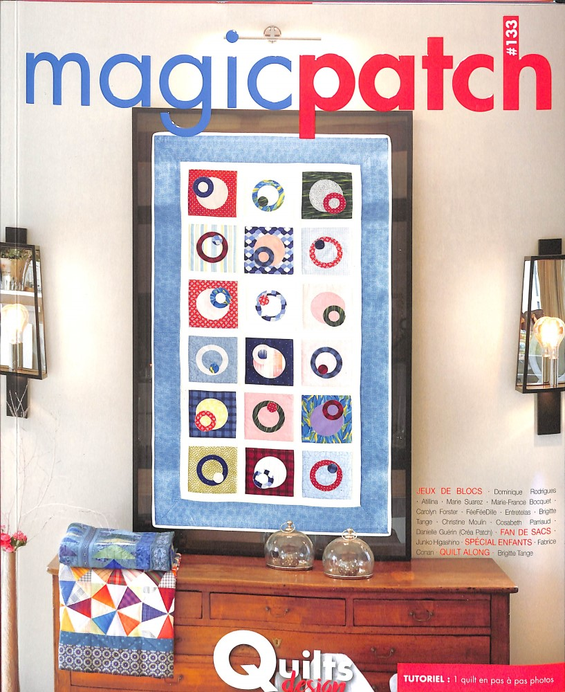 Magic Patch N° 143 March 2018