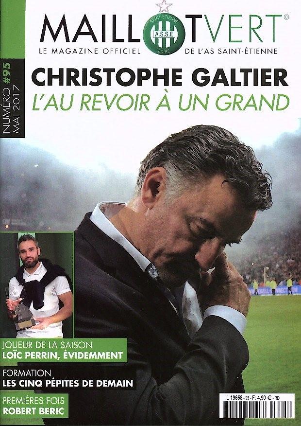 Maillot Vert N° 95 Mai 2017