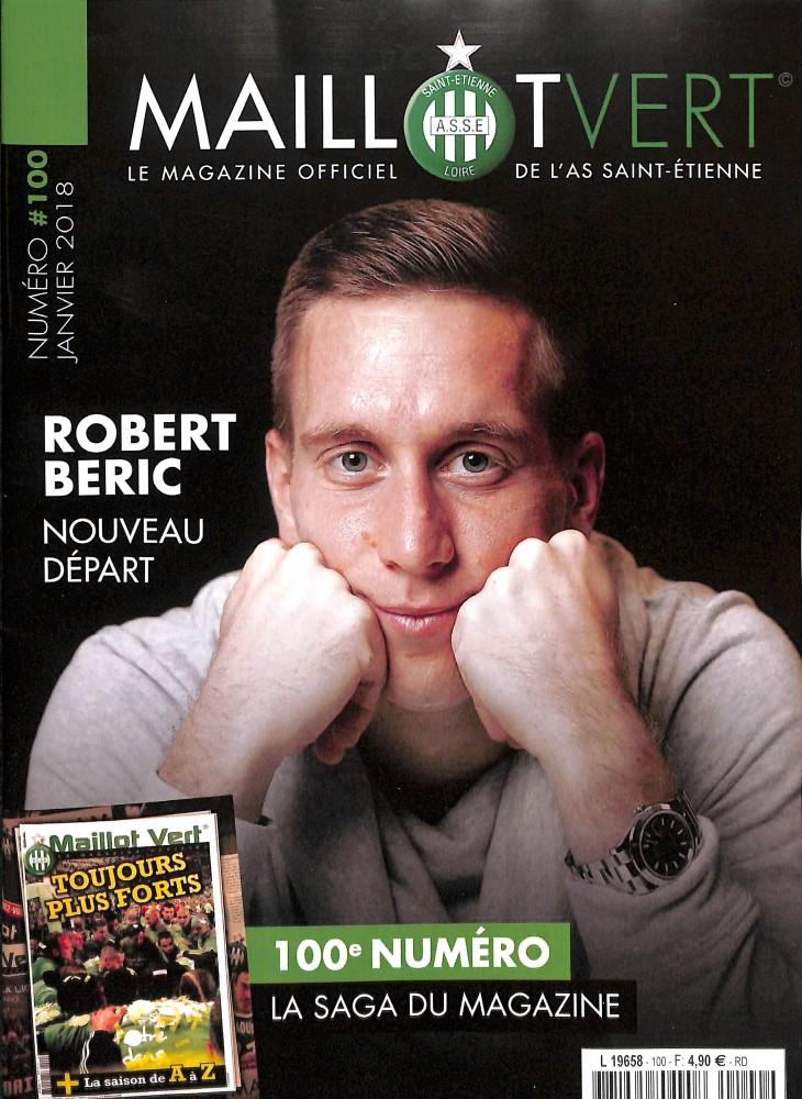 Maillot Vert N° 99 Novembre 2017