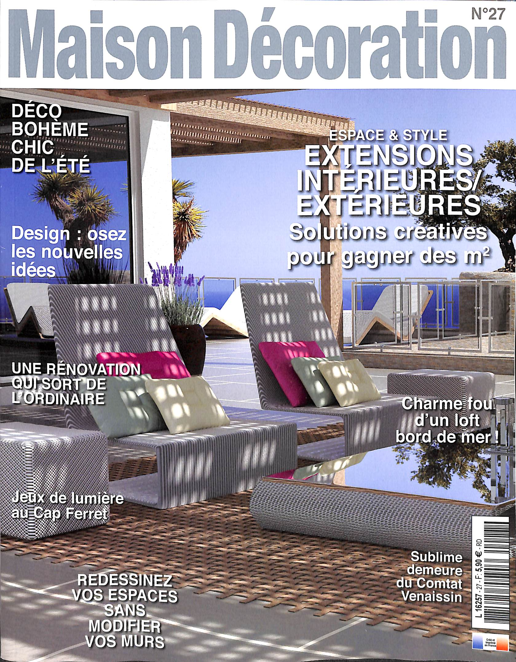 Magazine dcoration maison decoration maison rideaux for Magazine deco maison
