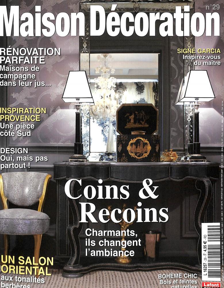 Abonnement maison d coration abonnement magazine par for Maison magazine abonnement