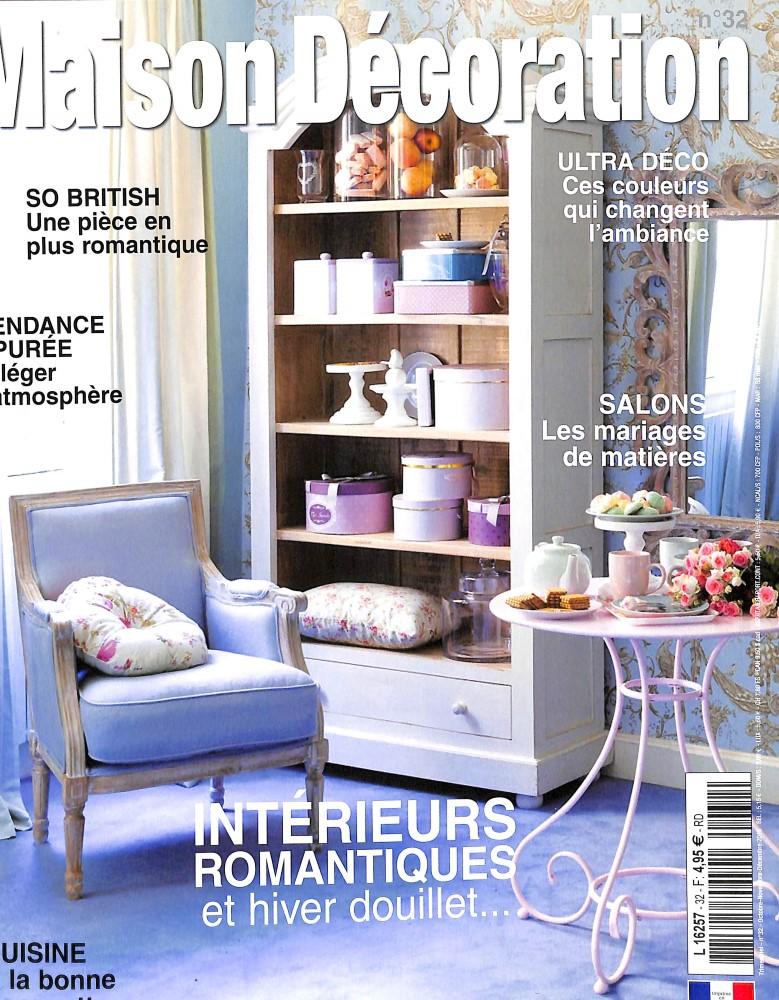 Maison Décoration N° 32 October 2018