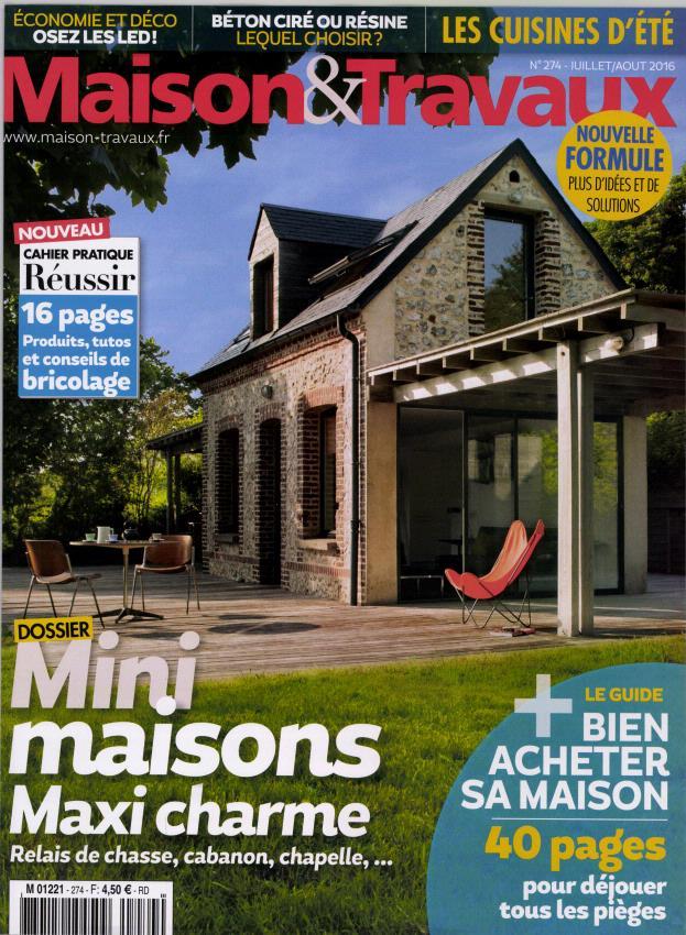 Abonnement maison et travaux abonnement magazine par - Magazine maison et travaux ...