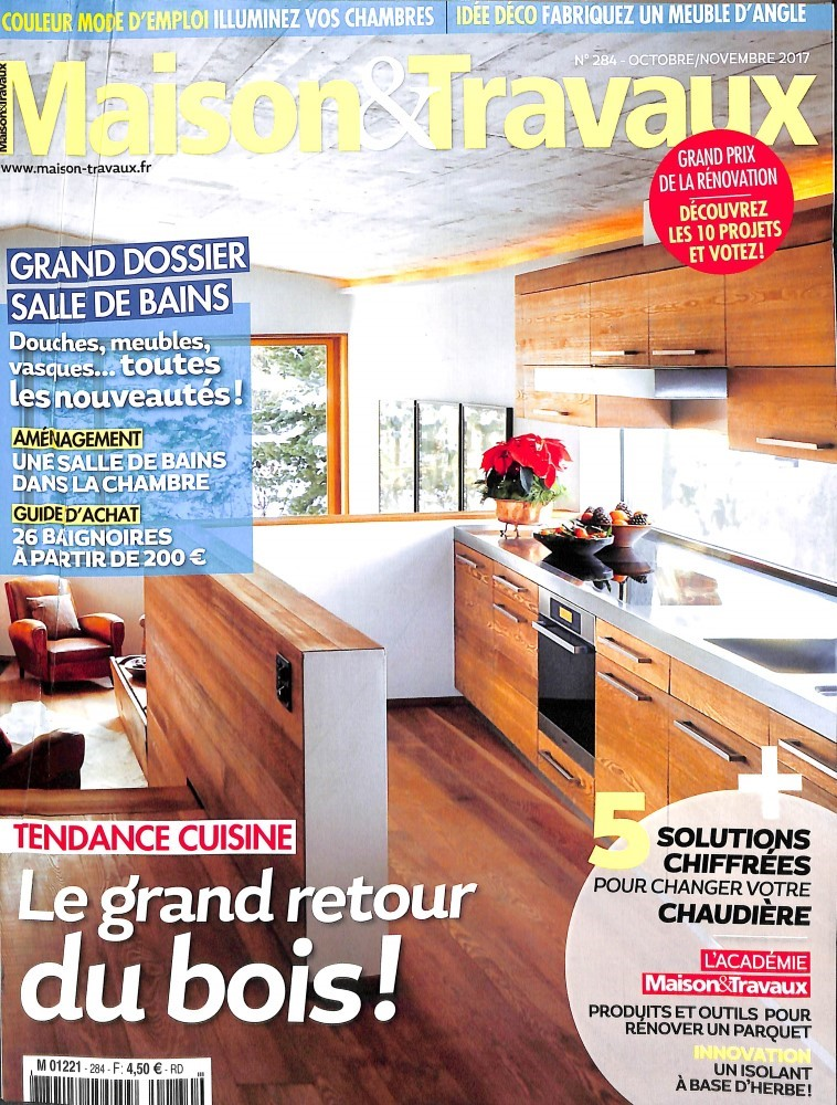 Maison et Travaux N° 288 March 2018