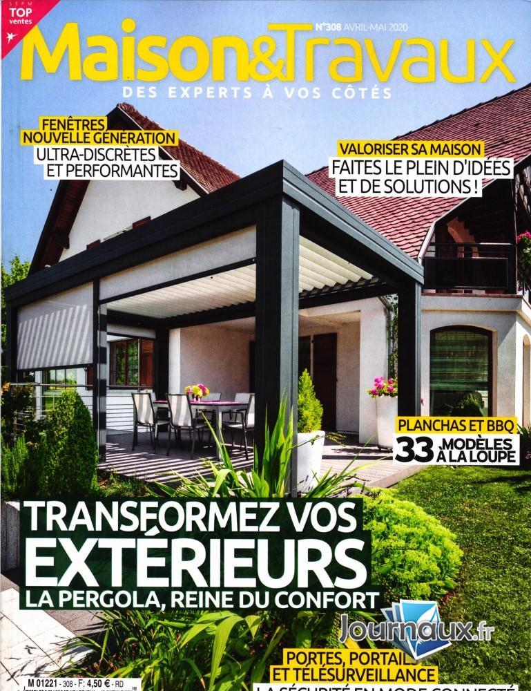 Maison et Travaux N° 308 Avril 2020