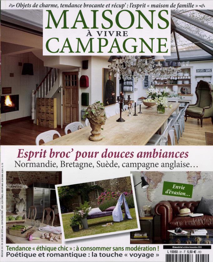 Maisons à Vivre Campagne N° 107 Février 2020