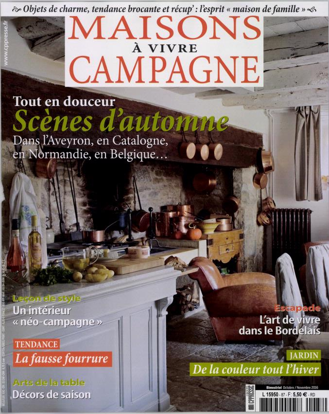 maisons de campagne magazine campagne chic salles de bains pour suinspirer with maisons de. Black Bedroom Furniture Sets. Home Design Ideas