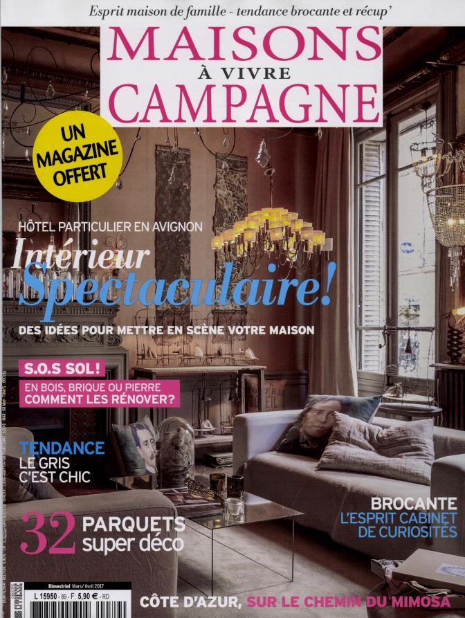 Abonnement maisons vivre campagne abonnement magazine par - Maison a vivre magazine ...