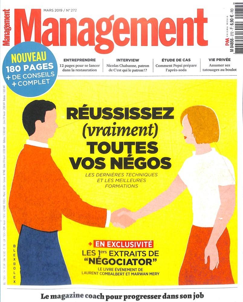 Management N° 272 Février 2019