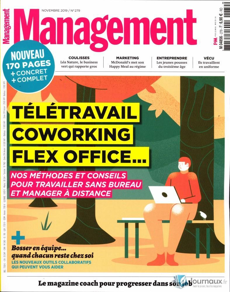 Management N° 279 Octobre 2019