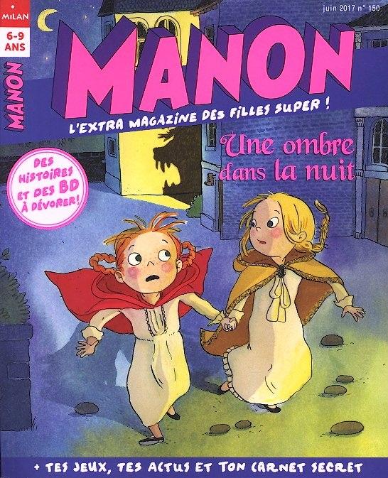 Manon N° 150 Mai 2017