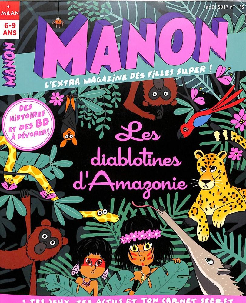 Manon N° 152 Juillet 2017