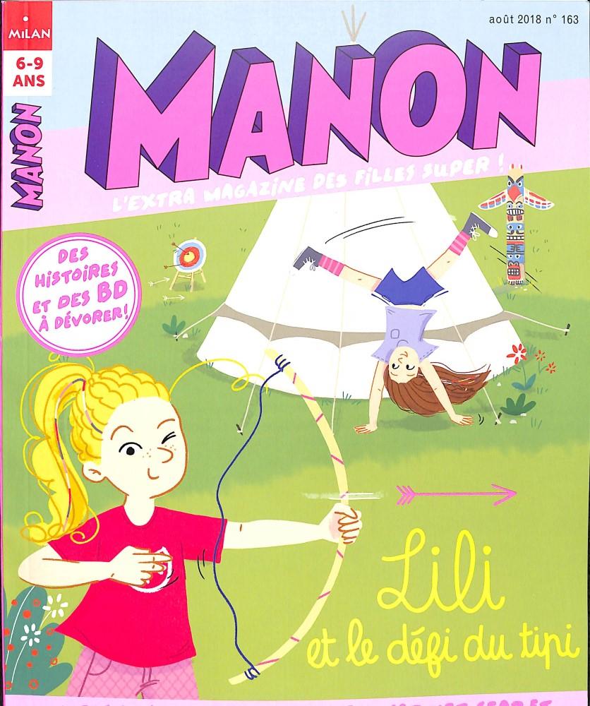Manon N° 163 July 2018