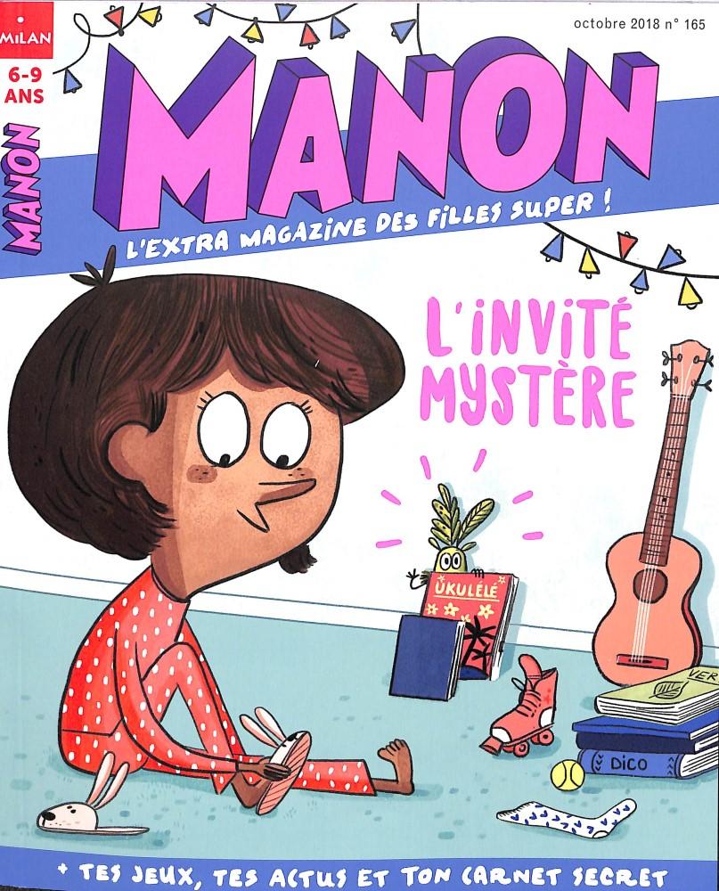 Manon N° 165 September 2018
