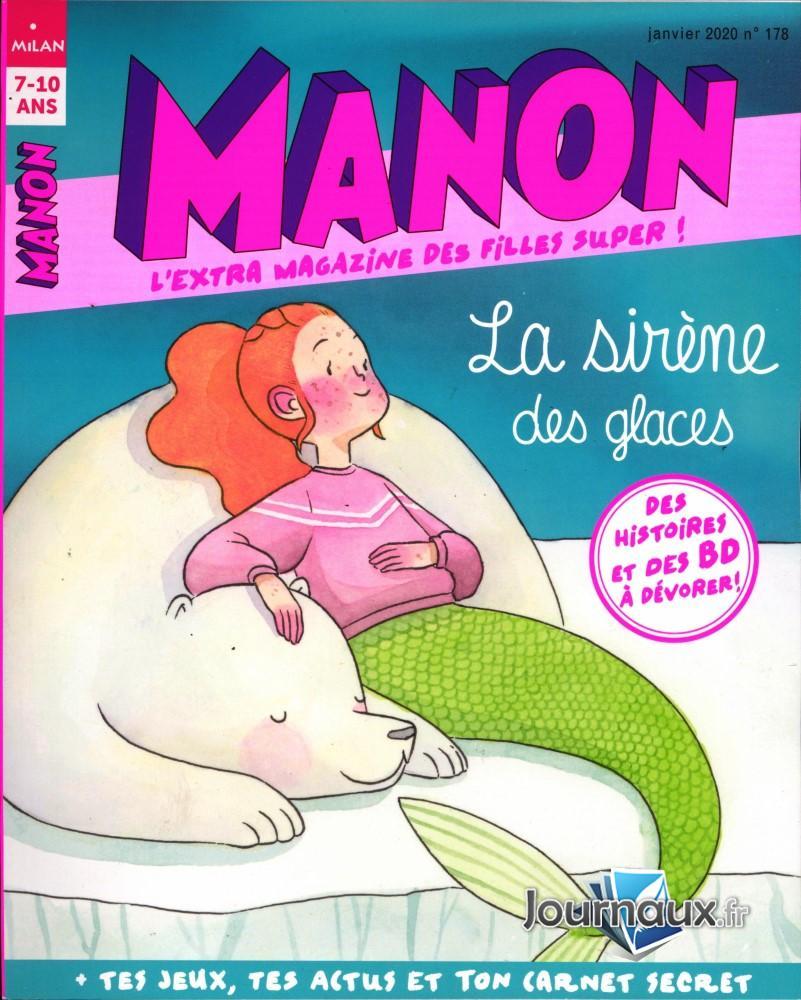 Manon N° 178 Décembre 2019