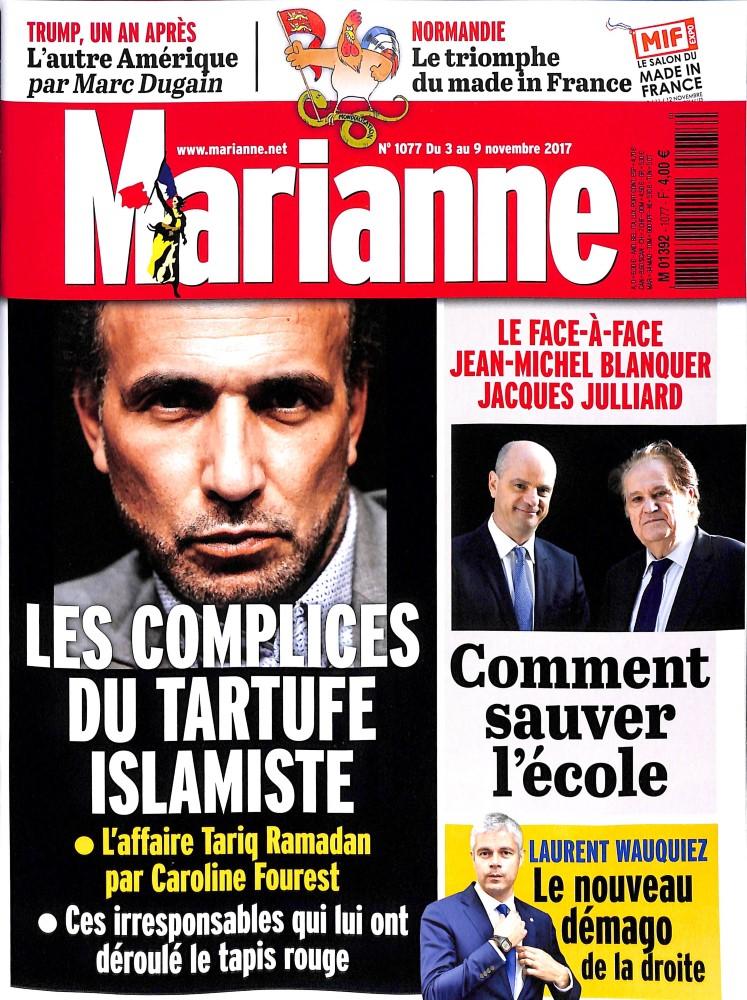 Marianne N° 1158 Mai 2019