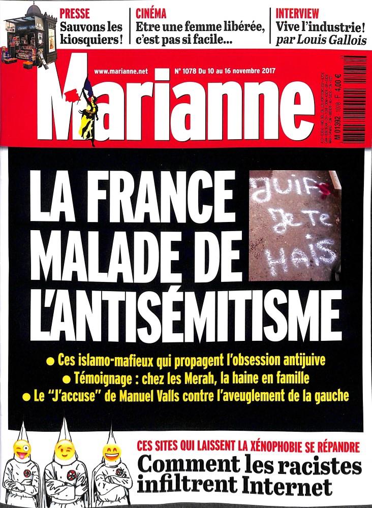 Marianne N° 1196 Février 2020