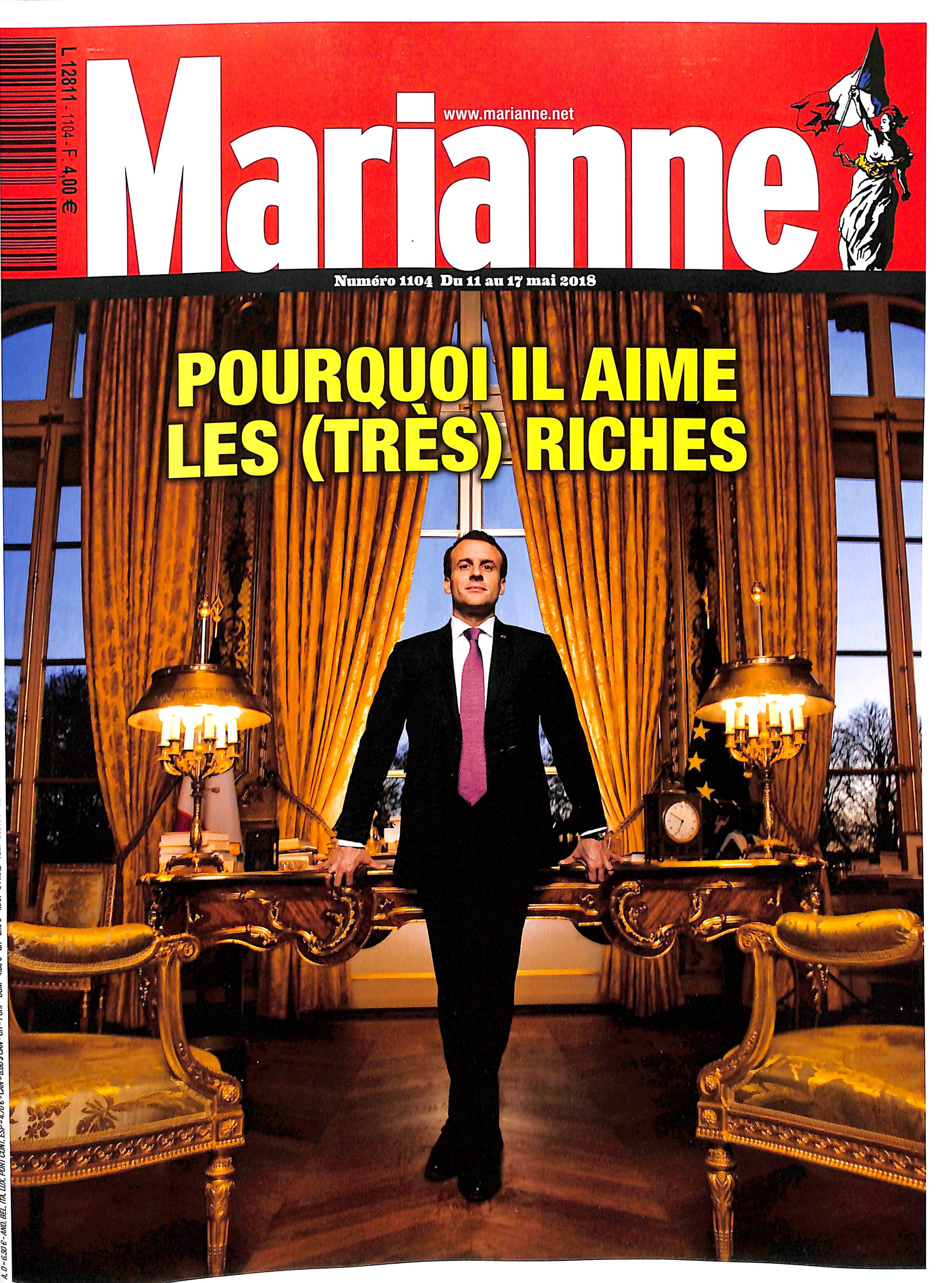 Marianne N° 1193 Janvier 2020