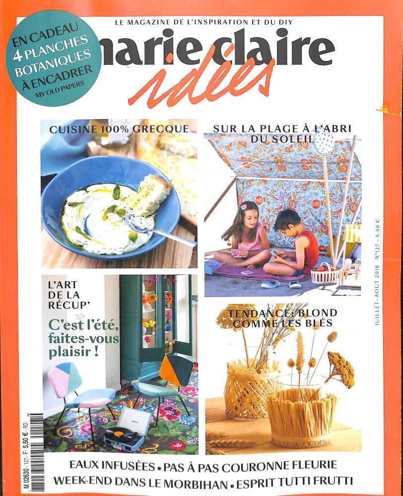 Marie Claire Idées N° 127 June 2018