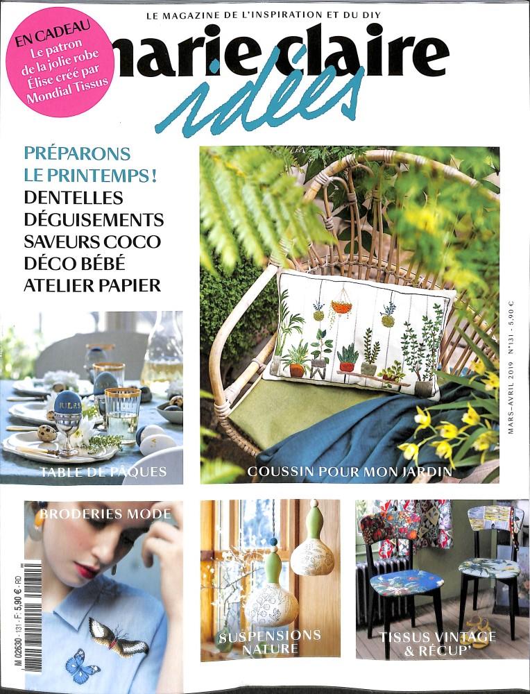 Marie Claire Idées N° 131 Février 2019
