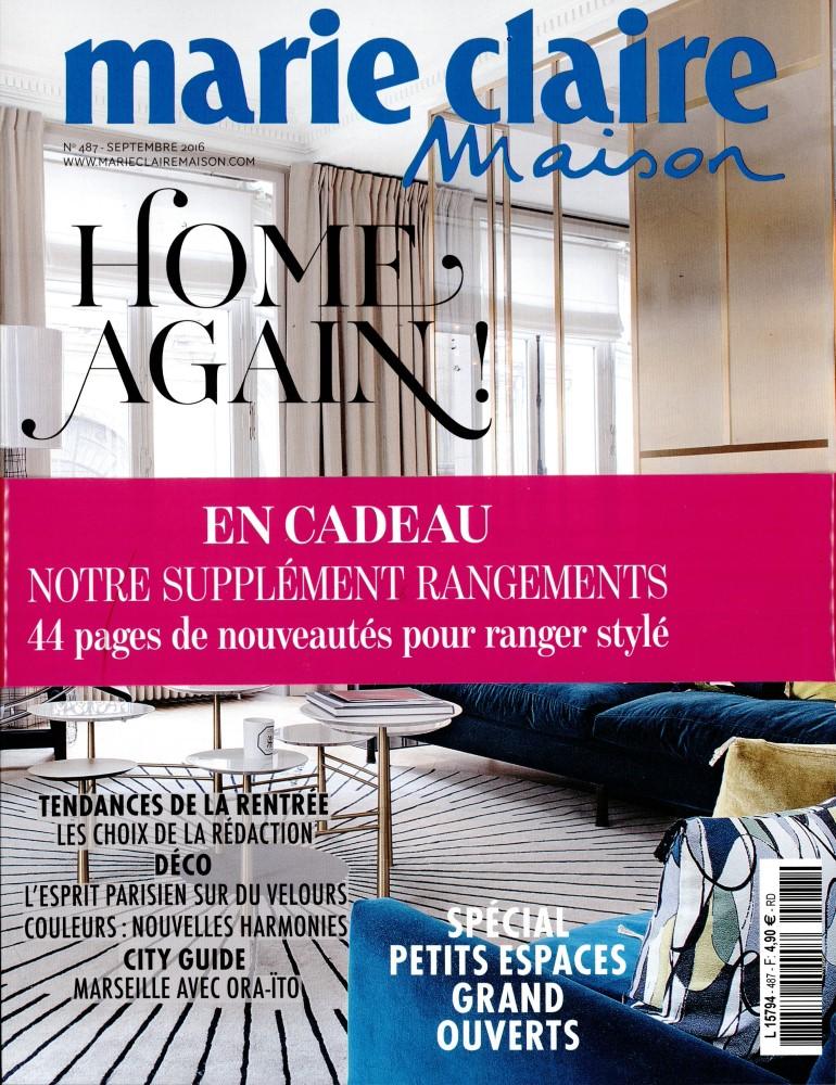 Marie Claire Maison N° 515 Janvier 2020