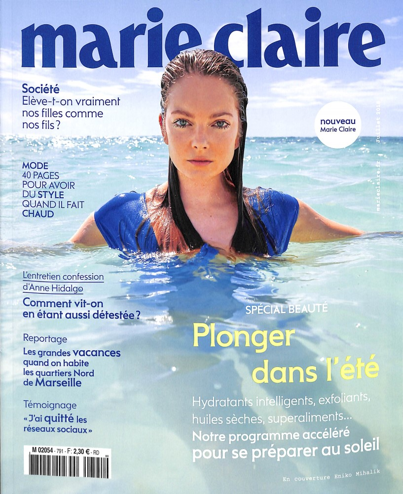 Marie Claire N° 791 June 2018